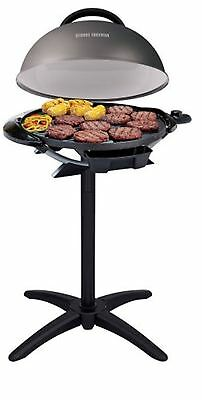 "George Foreman 240"" Indoor/Outdoor Grill 15 Serving GFO240GM Nonstick Plate"