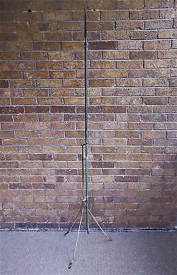Vintage Antique Copper Lightning Rod With Stand - Farm - Barn - Home