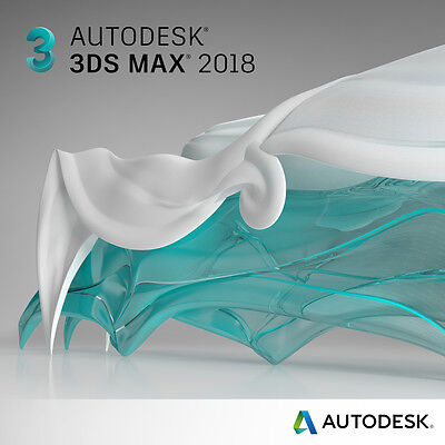 AUTODESK |  3DS MAX  2018 | 3 Years license | Win | FAST DELIVERY✔SALES