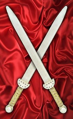 "29.5"" Wooden Roman Gladius Gladiator practicing Sword New"