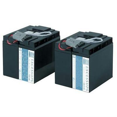 New Replacement Battery Pack For Apc Smart-Ups 2200 Su2200Net