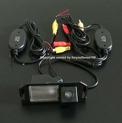 Wireless Car Rear View Parking Camera For Kia Picanto / Morning (TA) 2011~2017