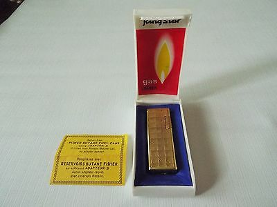 Vintage Fisher Kingstar Butane Lighter