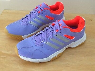 adidas Quickforce 3 Womens Badminton Shoes