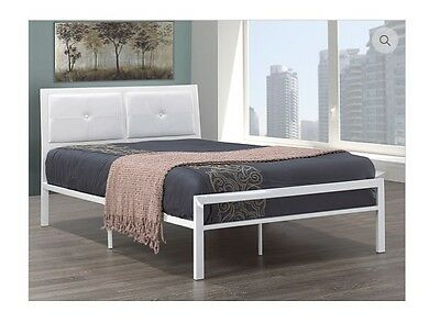 Brand New Bed, Bedroom Headboard A185W Furniture Mississauga Ontario Canada
