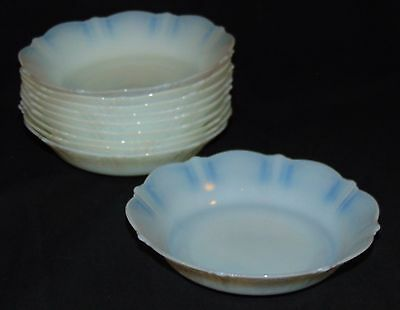 "10 Macbeth Evans AMERICAN SWEETHEART MONAX *6"" CEREAL BOWLS*"