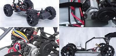 XTC VRX RH FG Smartech Carson 1/5 RC Off Road Gas Buggy brushless Conversion Kit