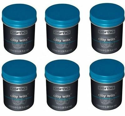 Osmo Clay Wax 100ml X 6