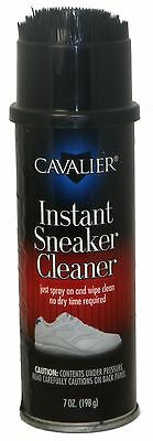 Cavalier Instant Sneaker Cleaner Just Spray and Wipe Clean - 7 oz