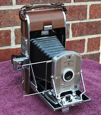 Polaroid 95A Instant Camera, First Camera made in 1947, For Display, Super Clean