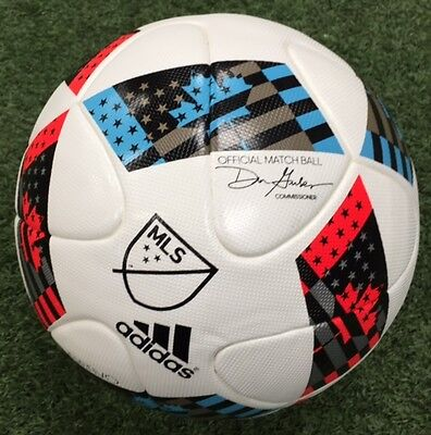 adidas MLS Official Match Ball MODEL - NATIVO - AC5503 NIB