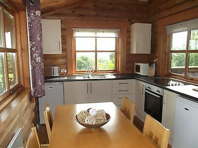 Luxury Self-Catering In Real Timber Lodge In The Heart Of Devon Nr Dartmoor