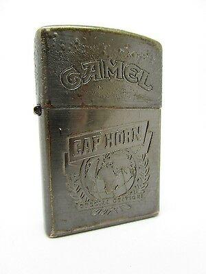 Camel Collectible Special Edition Windproof Lighter Unburned