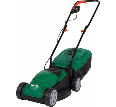 Qualcast NEW 32cm 30L Corded Electric Rotary Lawnmower 1200W  RRP 59.99