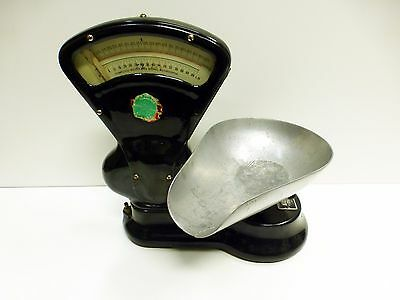 Vintage TOLEDO Grain Scales 4605 Style No Sping Honest 500gr Capacity Cast Iron