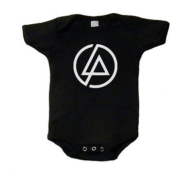 Linkin Park Minutes to Midnight Baby T-Shirt One Piece Romper Creeper Snap Tee