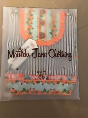 "NWT! Matilda Jane W/ Joanna Gaines ""Baked From Scratch"" Apron"