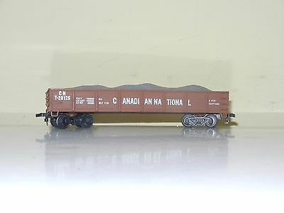 Lionel 40' Gondola Canadian National Cn Rail Ho Scale Brand New In Box