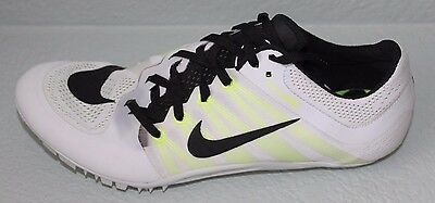 Men's Nike Zoom JA Fly 2 Track & Field Shoes, W/ SPIKES!, 5.5, 9.5, 11.5 White