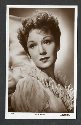 Jean Kent Picturegoer W Series Film Star Actress Postcard No. W 948