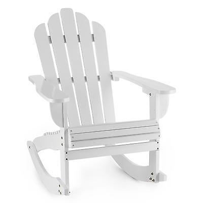 Best Airondack Garden Chair Home Furniture Wooden Living Room Fir Wood White