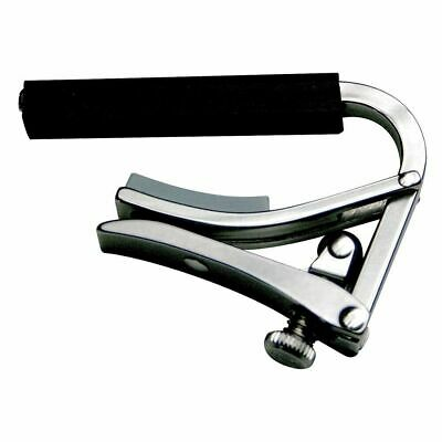 Shubb Deluxe Series S2 Classical ( Nylon String ) Guitar Capo - Stainless Steel