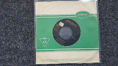 Eddie Cochran - Summertime Blues/ C' Mon Everybody 7'' Single GERMANY