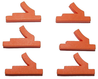 [6 Pack] Tippmann Ball Detent Latch (98, A5, X7) - by Captain O-Ring (Ball Keepe