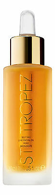 St. Tropez Self Tan Luxe Dry Facial Oil 30 ml. Brand New! Fresh!
