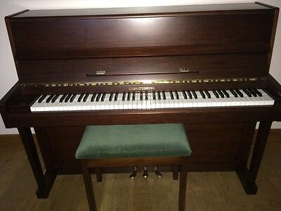 Gerh Steinberg Upright Piano