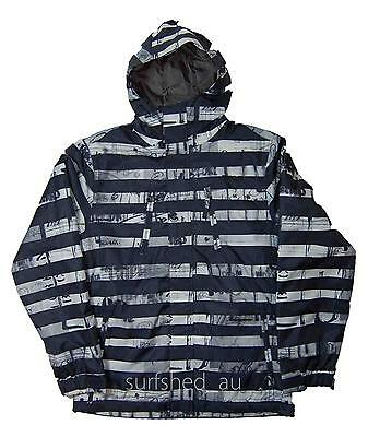 Rip Curl ANSWER SNOW JACKET Snowboard Ski Mountain Waterproof Jacket New - Black