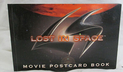 Lost In Space , Movie Postcard Book