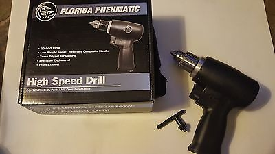 New Florida Pneumatic High Speed Drill