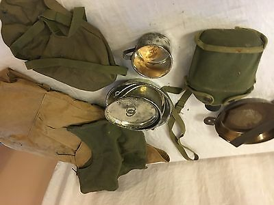 Vintage Boy Scouts Camping Gear look at pictures