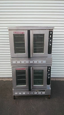 Blodgett Double-Stack Convection Oven in Natural Gas Model DFG-100-3
