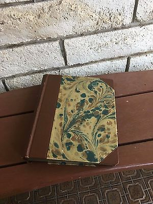 Antique Vintage Photo Album - Decorative 58 pages