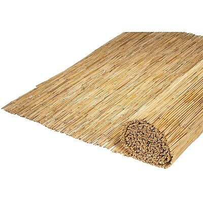 Nature Garden Screening Roll Fencing Panel Outdoor 500x200cm Bamboo Reed 6050127