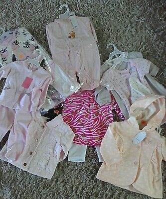 Bulk Baby Clothes Size 00