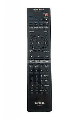 New Original Toshiba HD DVD Player Remote Control SE-R0252 SER0252