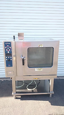 Alto Shaam 7.14 MLG Combitherm Steamer Oven in Natural Gas