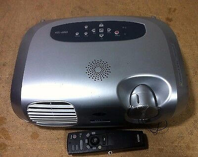 Epson LCD Projector EMP-S1H With Remote