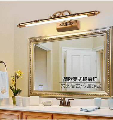 Modern Mirror Picture Sconce LED Wall Lamp Vanity Bathroom Lighting Fixture