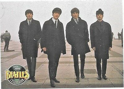 Vintage Beatles Card #62 The River Group Beatles Collection 1993 Estate