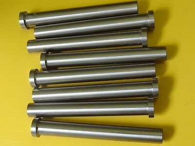 "Lot Of 8  Ex - 41  3/4"" Diameter  X  6"" Long  Ejector Pins"