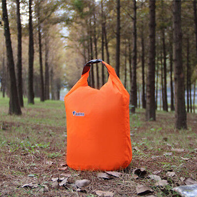 40L Waterproof Storage Dry Carry Bag Sack Backpack Pouch for Boating Kayak Canoe