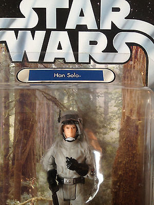 STAR WARS HAN SOLO The Original Trilogy Collection MOC 2004 as AT-ST driver