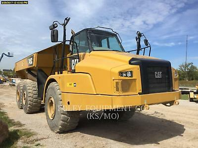 2015 CATERPILLAR 745C Articulated Dump Trucks