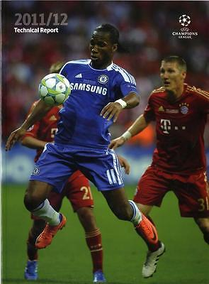 2! Rare report + results Bayern Munich v Chelsea 2012 Final Champions League