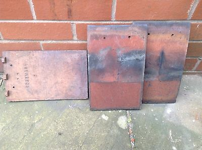 RECLAIMED ROSEMARY Red Clay Roof Tiles PicClick UK