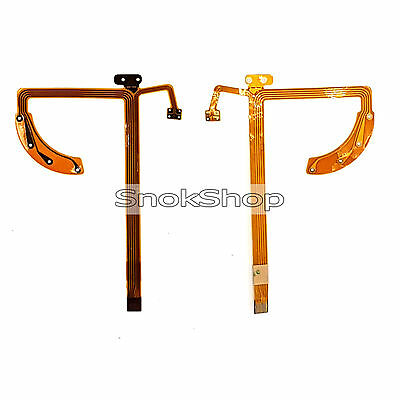 NEW APERTURE FLEX CABLE CAVO FLAT FOR OBIETTIVO CANON 24-70mm REPAIR LENS CAMERA